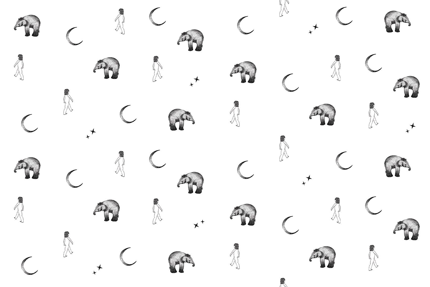 Moon pattern